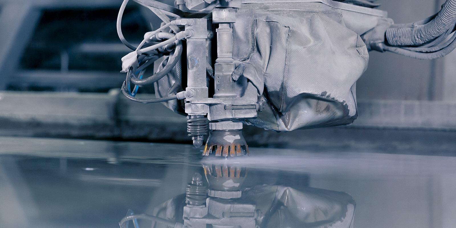Waterjet cutting – Torm